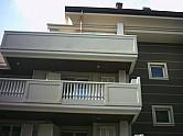 Condominio Via Flaminia (Rimini) - Prodotti utilizzati: Rispat intonachino, Quarz-line