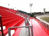 Stadio Forlì - Prodotti utilizzati: Ecocem con antisdrucciolo